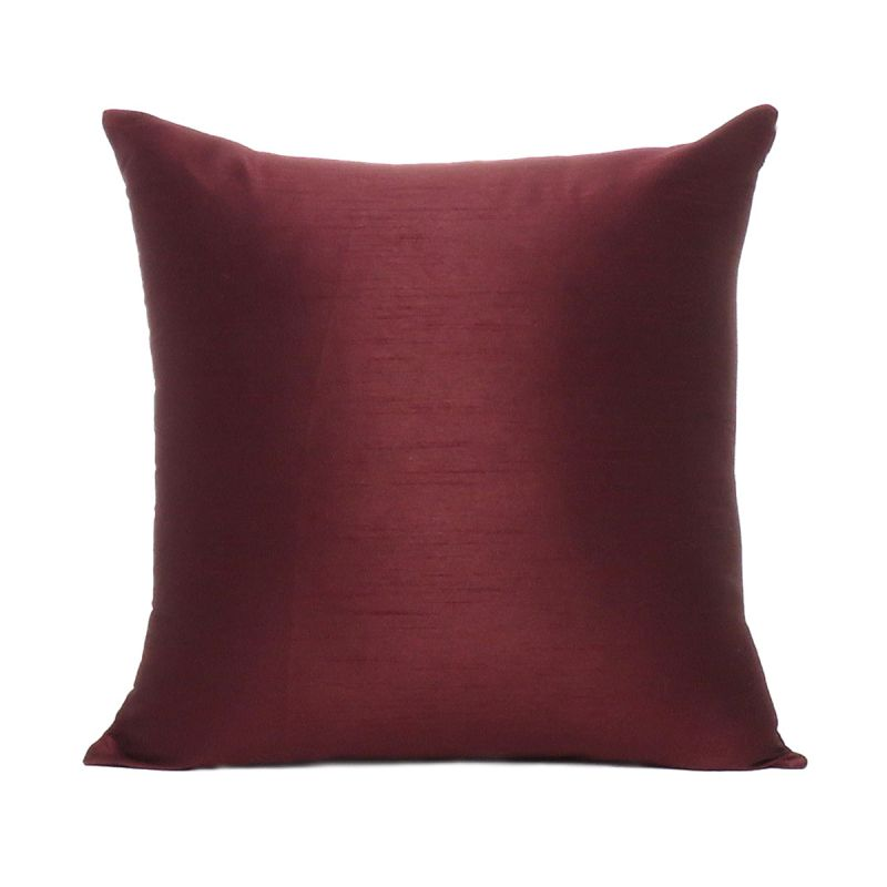 Decorative Solid Cushion Cover for Sofa Couch Throw Pillow Case Size 18x18 bd3fd8da1