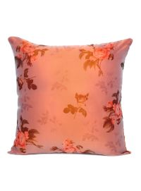 Organza Satin Silk Cushion Cover for Home Decor