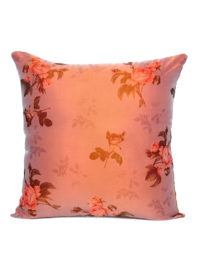 Organza Satin Silk Cushion Cover for Home Decor