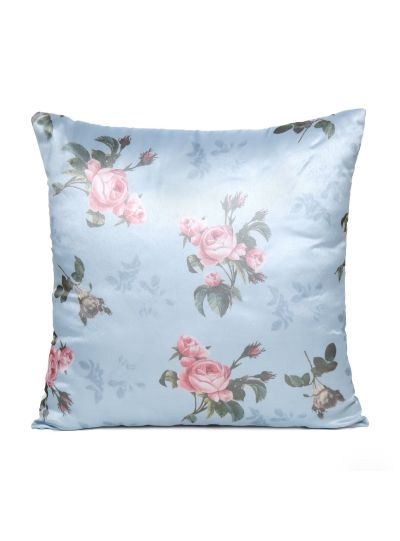Satin Silk Organza Zipper Cushion Covers for All Occasion