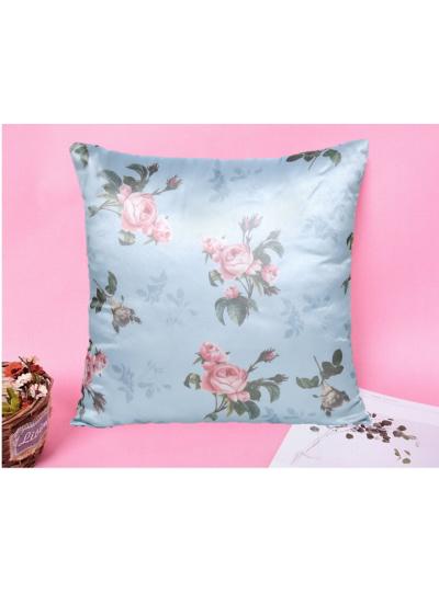 Satin Silk Organza Zipper Cushion Covers for All Occasion