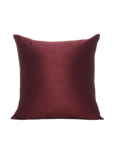 Decorative Solid Cushion Cover for Sofa Couch Throw Pillow Case Size 18x18