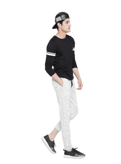 Men's Causal Form Fleeces Joggers Pants Relax Winter Wear