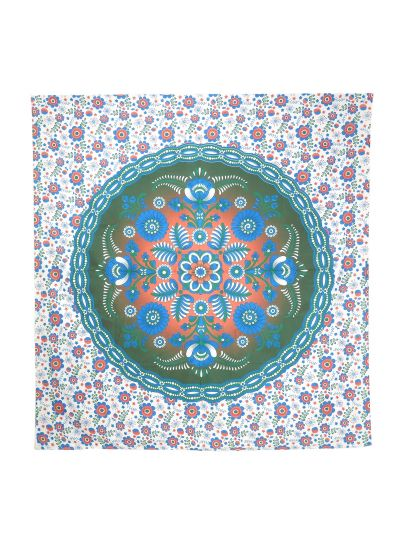 Floral Indian Mandala Home Decor Wall Hanging Bedspread Wall Art Tapestry