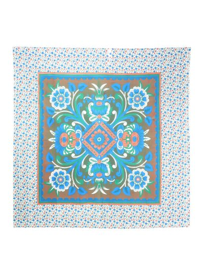 Floral Room Decor Bohemian Hippie Tapestry Art Deco Bedspread Tapestries