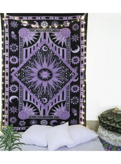 Celestial Zodiac Tapestry Astrology College Dorm Wall Hanging Tapestries Online