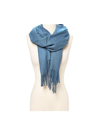 Soft and Luxurious Solid Pashmina Cashmere Scarf Warm Silk Blend Plain Scarves for Women Shawl Wrap Online