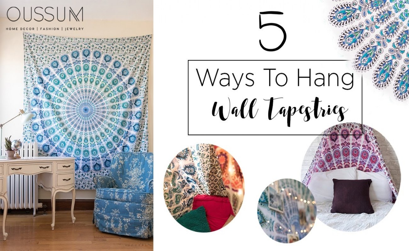 Get Inspired With Wall Decor Tapestry