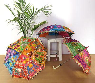 Ethnic Umbrellas