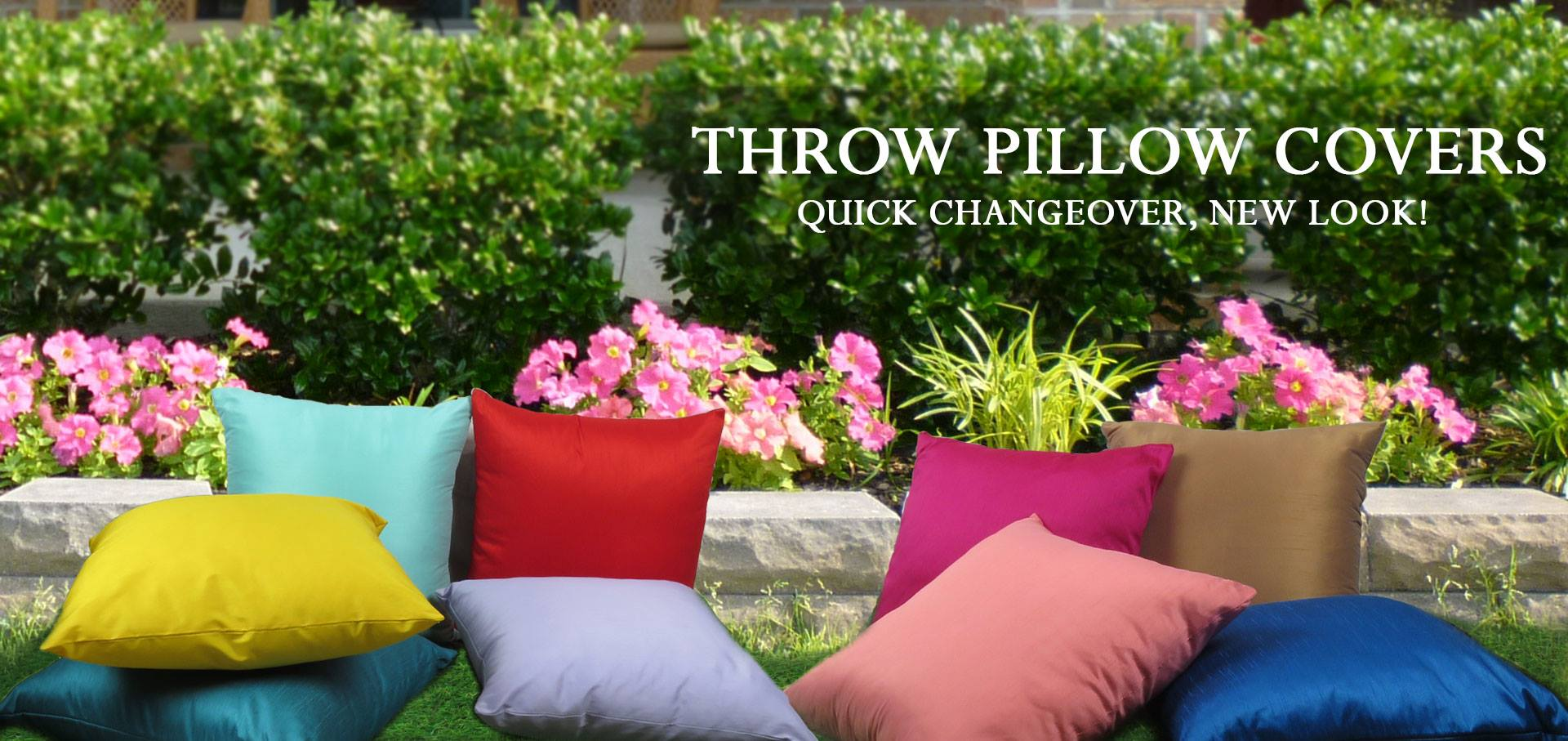 Shop throw pillows